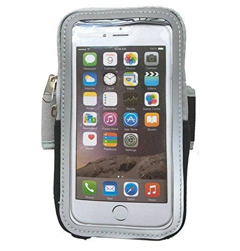 Outdoor Running Sport Gym Reißverschluss Armband für iPhone X/iPhone 8Plus/Samsung Galaxy S9Plus/LG G/Q7/LG V30/Motorola Moto G6Plus/E5Plus/Z3Play/Blu R2Plus/Huawei P20/OnePlus