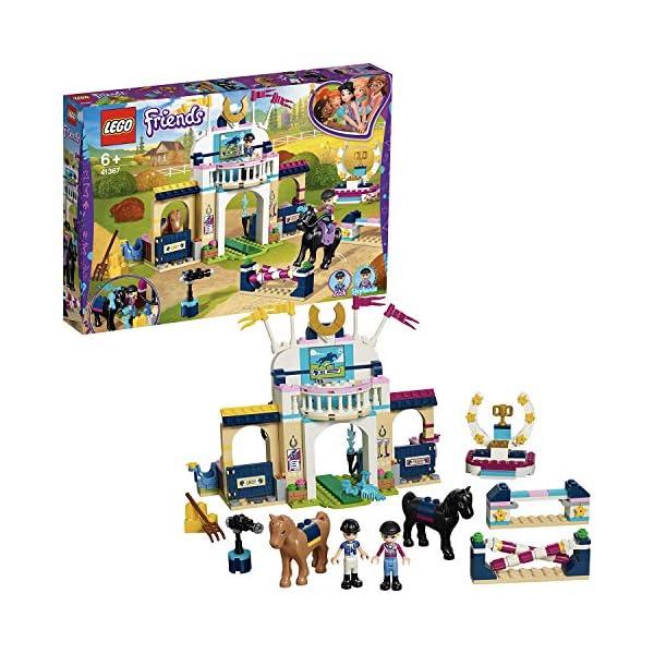 LEGO Friends - La gara di equitazione di Stephanie, 41367 1 spesavip