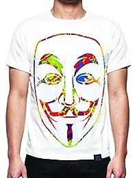 Peindre Homme T-Shirt Crew Neck