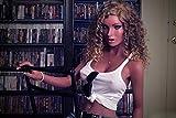 XCJZ Bambole per Adulti 165CM Consegna segreta - Tentazione Sexy - Prodotti per Adulti - Viene Fornito con la Lingerie Sexy Casuale