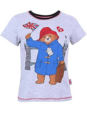 Camiseta Gris Oso Paddington