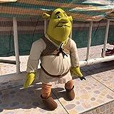 YDGHD Juguete Peluche De Muñeca De Peluche Shrek Ogre 9 '