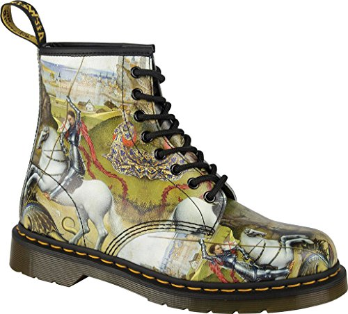 Chaussure DR.MARTENS 1460 GEORGE & THE DRAGON Multicolore