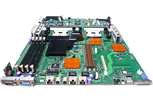 DELL P/N 0J3014 J3014 Server PowerEdge 1750 Motherboard System Board Socket 604 (Generalüberholt) -