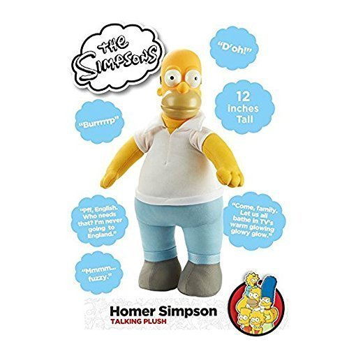 "Talking Homer Simpson - 30cm 12"""