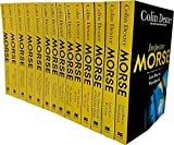 Inspector Morse Mysteries Series Collection Colin Dexter 14 Books Set Last Bus..