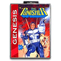 Jhana The Punisher with Box 16 bits Sega MD Game Card pour Mega Drive for Genesis (JAP Shell)