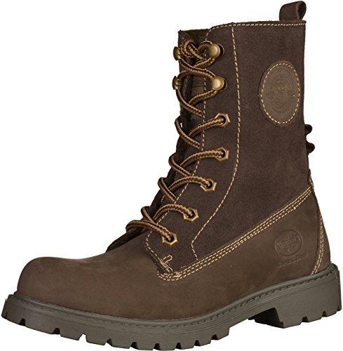 Dockers by Gerli Damen 19pa338-300910 Boots Chocolate