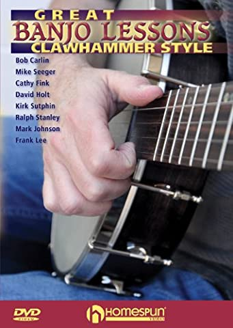 Great Banjo Lessons: Clawhammer Style / (Ntsc) [DVD] [Region 1] [NTSC] [US Import]