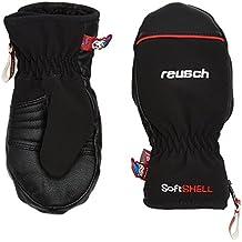 Reusch Niños Karli R-Tex XT Manoplas guantes, infantil, Karli R-TEX XT Fäustling, negro