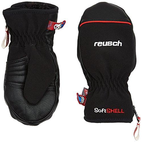 Reusch Kinder Karli R-Tex XT Fäustling Handschuhe, Black, (Schnee Für Handschuhe Kleinkinder)