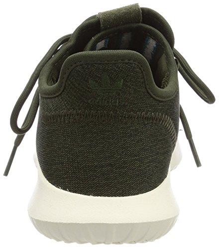 adidas Tubular Shadow, Baskets Femme, Noir Vert (Night Cargo F15/night Cargo F15/off White)