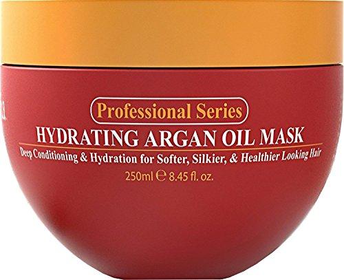 Arvazallia - Feuchtigkeitsspendende Arganöl Haarmaske