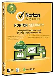 Norton Security - Valido per 5 dispositivi