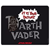 Star Wars - Mausmatte Mousepad - Darth Vader - It Is Your Destiny - 23 x 19 cm