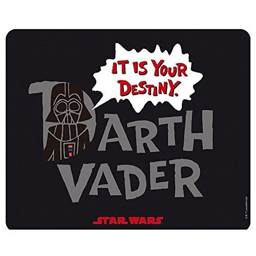 Star Wars-Alfombrilla para ratón Darth Vader-It Is Your Destiny-23x 19cm