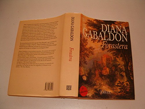 Diana Gabaldon: FORASTERA (Barcelona, 1999) por Diana Gabaldon