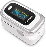 YMN Digital Dita Pulsossimetro, di Ossigeno nel Sangue saturazione Meter Finger Monitor, Dita Pulsossimetro per l'ospedale,
