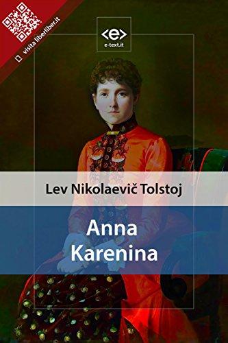 ANNA KARENINA EBOOK PDF
