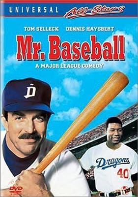 Mr. Baseball by Tom Selleck