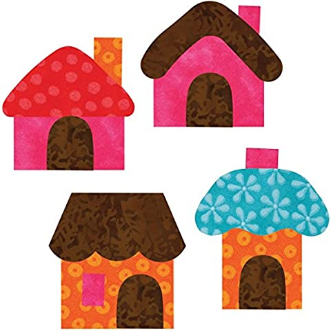 accuq uilt 55387Matrice Small Houses
