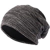 Happy Event Männer Frauen verdicken warme häkeln Winter Stricken Schädel Slouchy Caps Hut