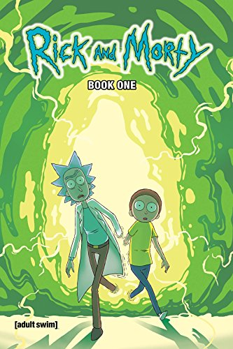 PDF] Rick and Morty, Book 1 DOWNLOAD - best BOOK EVERLAND