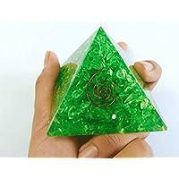GRACY Jewels 24Seite Booklet mit exklusiven Einzigartige grün Farbe Energetische Pyramide Kristall Edelsteine... preisvergleich bei billige-tabletten.eu