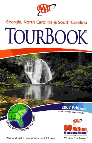 aaa-georgia-north-carolina-south-carolina-tourbook