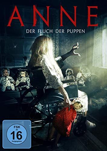 ANNE - Der Fluch der Puppen (Uncut)