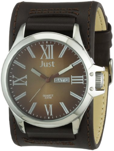 Just Watches 48-S2872-BR - Orologio uomo