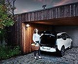 Brennenstuhl LED-Strahler Duo Premium LV / LED-Leuchte für außen mit Bewegungsmelder (IP44, inkl. Solar-Panel und Akku, 12 x 0,5 W) - 10