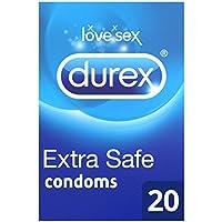 Preisvergleich für Durex Extra Safe Kondome