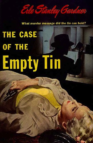 The Case of the Empty Tin (Perry Mason Series Book 19) (English Edition