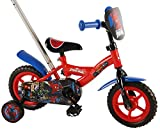 Spider-Man Spiderman volare4105425,4cm Volare Jungen Fahrrad mit Push Bar