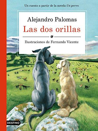 Portada del libro Las dos orillas: Ilustraciones d Fernando Vicente (VARIOS)