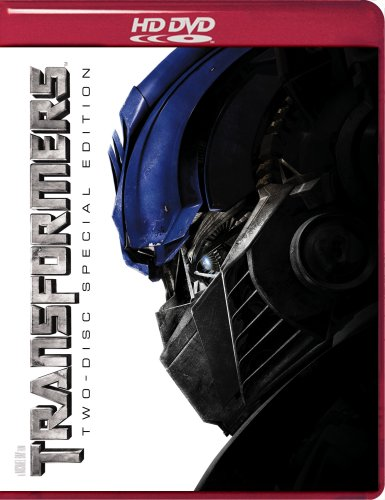 Transformers - Kinofilm [HD DVD]