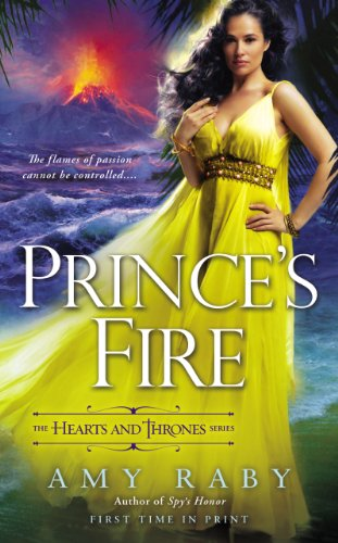 Prince's Fire (The Hearts and Thrones Series Book 3) (English Edition)