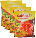 #10: Hypercity Combo - Saffola Masala Oats Chinese, 39g (Buy 3 Get 1, 4 Pieces) Promo Pack