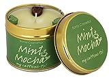 Bomb Cosmetics Mint Mokka Duft Zinn Kerze