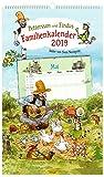Pettersson und Findus Familienkalender 2019 Bild
