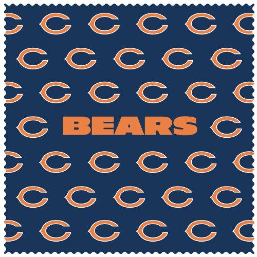 Siskiyou NFL Mikrofaser-Reinigungstuch Chicago Bears Sonnenbrille