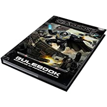 Mantic Games MGDZM28 Deadzone 2nd Edition Hardback Rulebook by Mantic Games