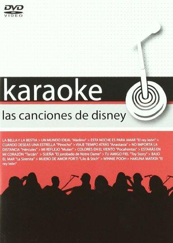 Karaoke Las Canciones de Disne [DVD]