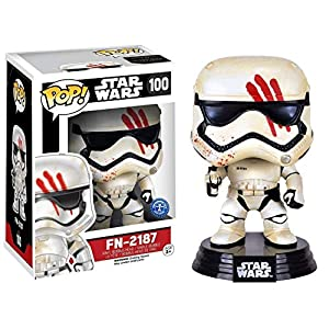 Funko Pop FN-2187 con mancha de sangre (Star Wars 100) Funko Pop Star Wars