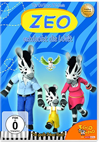das Zebra - Vol. 3: Zeo entdeckt die Welt