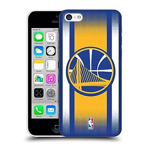 Officiel NBA Gradient De Demi-Teinte Golden State Warriors Étui Coque D'Arrière Rigide Pour Apple iPhone 5c