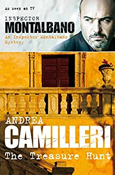The Treasure Hunt (The Inspector Montalbano Mysteries Book 16) by [Camilleri, Andrea]