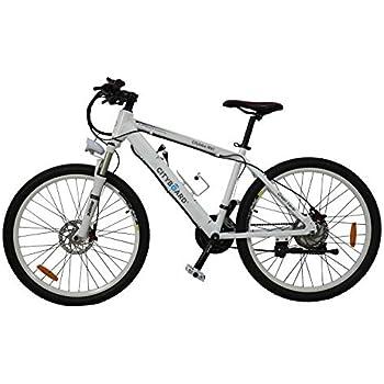 Cityboard - Bicicleta Eléctrica de Montaña adulto de calidad Premium, Bici Eléctrica de Montaña de