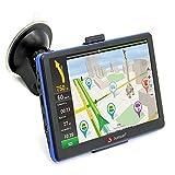 Junsun 7 zoll GPS Navigator 8GB/256M DDR/800MHZ mit kostenlosen lebenslangen Kartenupdates für 48 Länder Europas (7 Zoll)